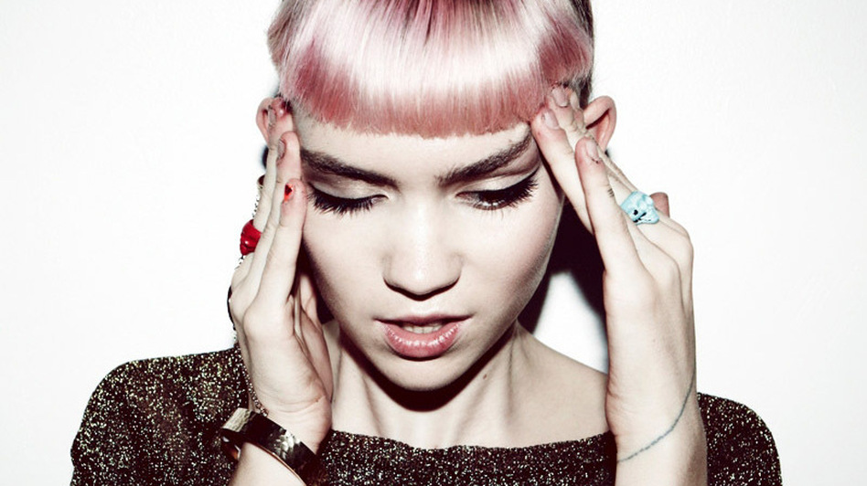 Grimes. (Courtesy of the artist)