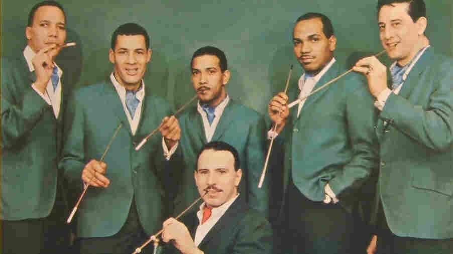 The Joe Cuba Sextet.