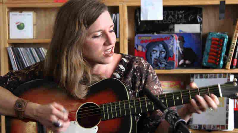 Jolie Holland: Tiny Desk Concert