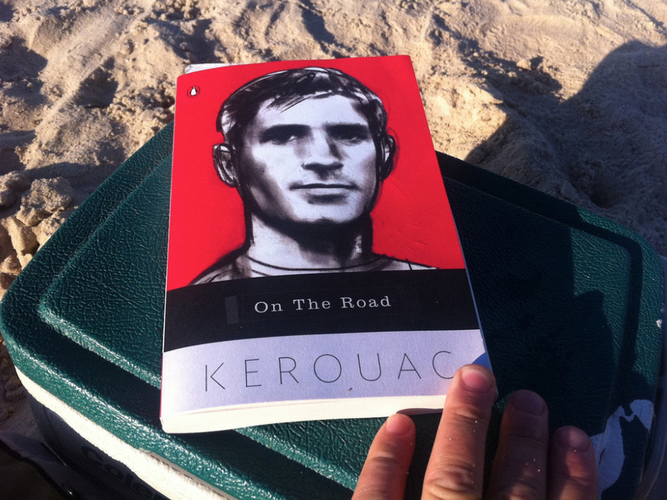 "Kilian calls Jack Kerouac's <em>On the Road </em>one of the 20th-century novels that has ""done more harm than good to apprentice writers."""