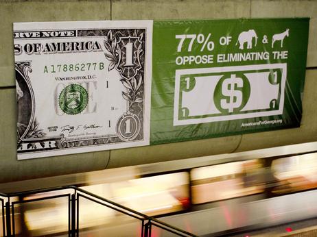One dollar = one dollar?