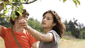 Camille (Lola Creton) and Sullivan (Sebastian Urzendowsky) are caught in a complicated tangle of feelings in Mia Hansen-Love's Goodbye First Love.