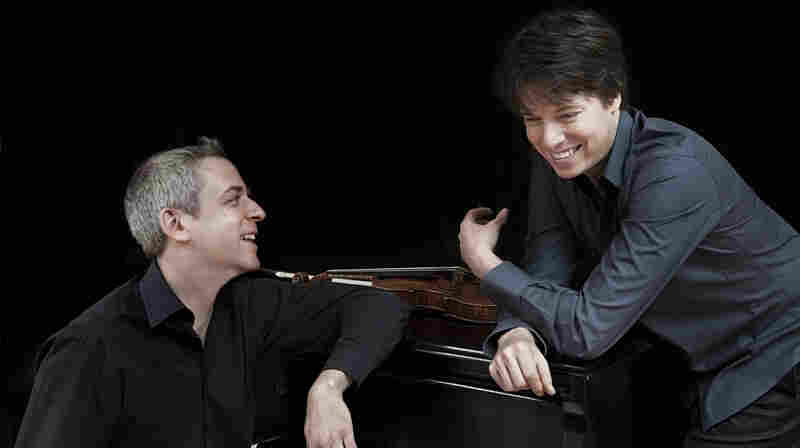 Joshua Bell And Jeremy Denk On 'Song Travels'
