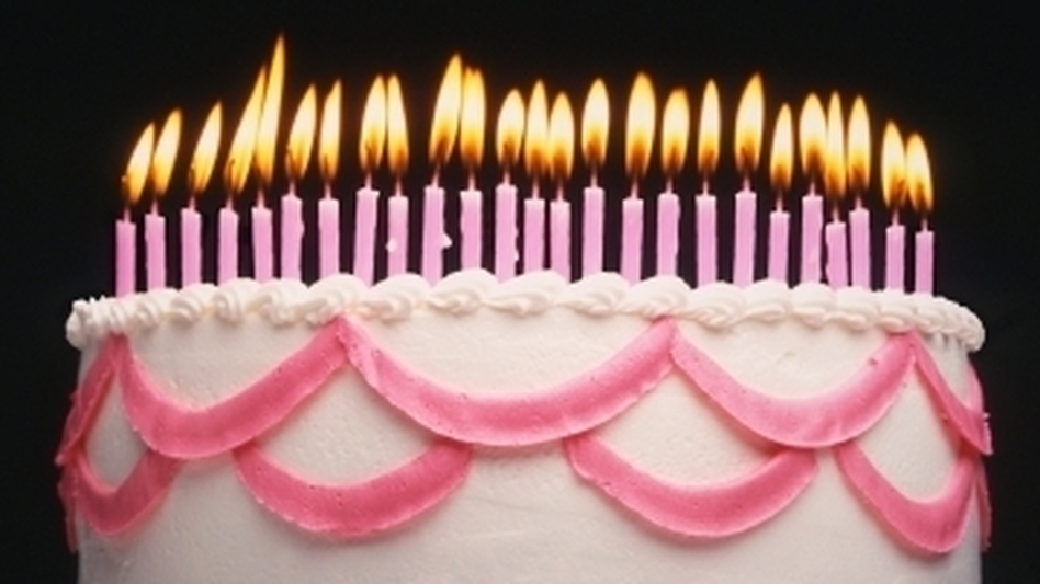 Images Of Cake With Lots Of Candles :  Lots Of Candles : Growing Older Ecstatically WBUR News