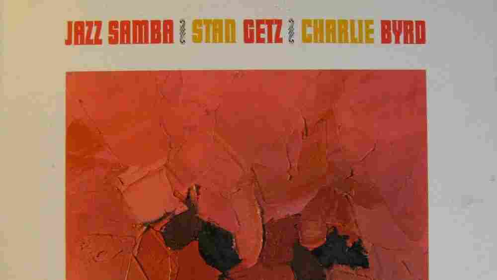 Cover art detail from Jazz Samba, released 50 years ago today.