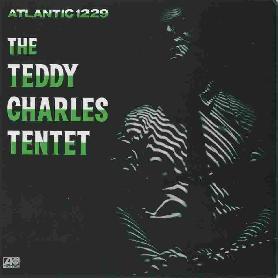 Cover art for The Teddy Charles Tentet.