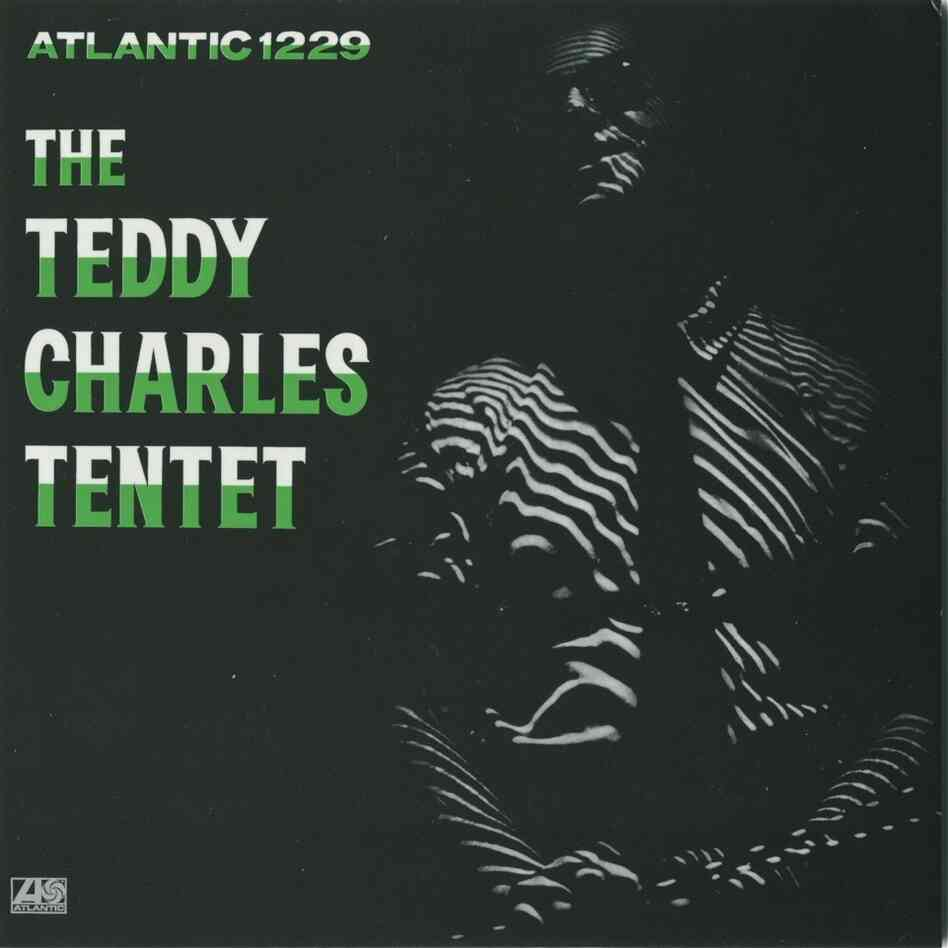 Cover art for The Teddy Charles Tentet.