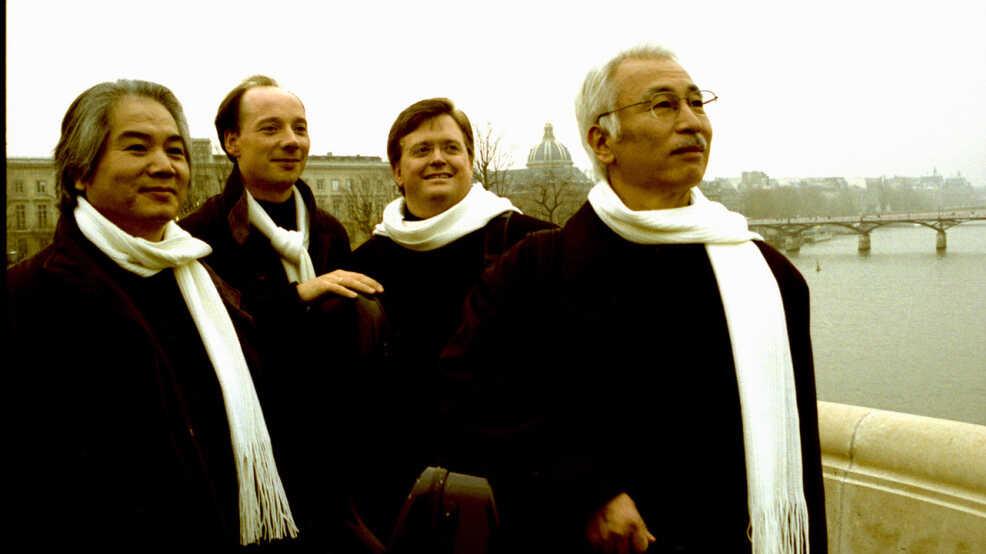 The Tokyo String Quartet Will Bid Farewell
