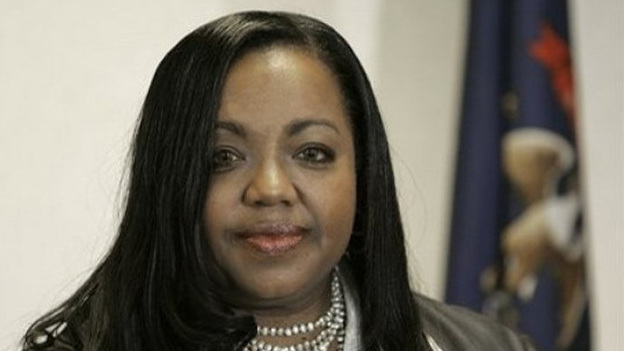 Wayne County prosecutor Kym Worthy (AP Photo/Carlos Osorio) (AP)