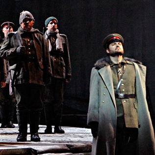 Kevin Puts' Pulitzer-winning opera recounts a spontaneous cease-fire among Scottish, French and German troups during World War I.