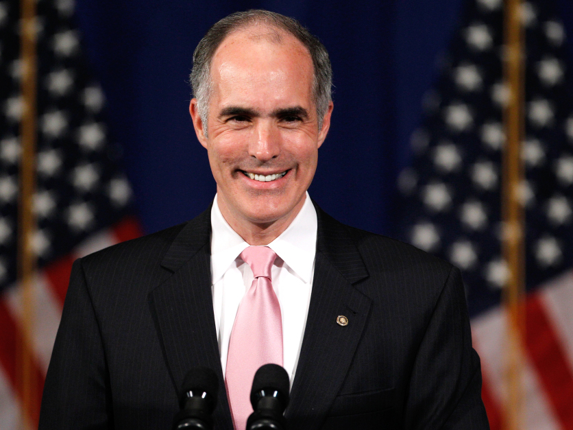 Sen. Bob Casey, a Democrat seeking a second term, is a clear favorite for re-election.