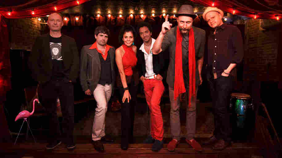 Chicha Libre's new album, Canibalismo, comes out May 8.