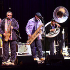 Dirty Dozen Brass Band.