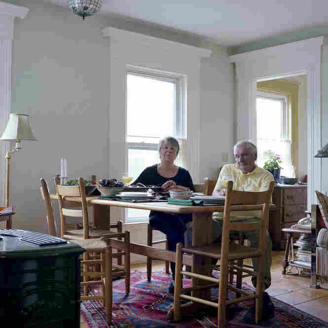 Diane Hudson and Eddie Fitzpatrick, Portland, MaineMet through Bakery Photo CollectiveYears known: 5-10