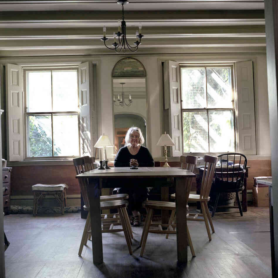 June Fitzpatrick, Portland, MaineMet through art world, PortlandYears known: 15-20