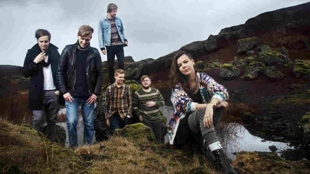 Of Monsters And Men are an Icelandic folk-rock band.