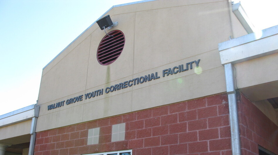 The Walnut Grove Youth Correctional Facility houses 1,200 boys and young men east of Jackson, Miss. (NPR)