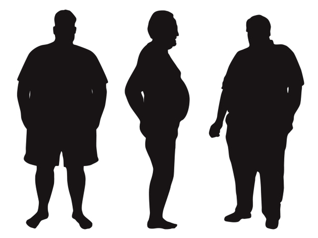 Americans are heavier than ever, yet the amount of cholesterol in our blood is on the decline. (iStockphoto.com)