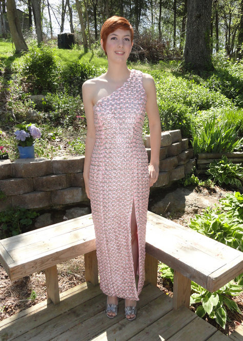 Cardboard Prom Dresses