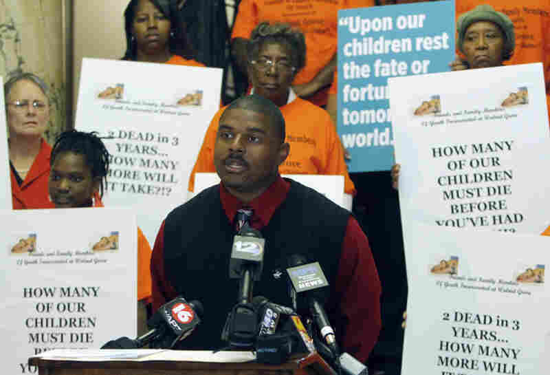 In 2010, former inmate Ross Walton describes mistreatment he says inmates received from guards. Faced with a court order to reform the Walnut Grove juvenile prison, the company managing the prison is leaving Mississippi.