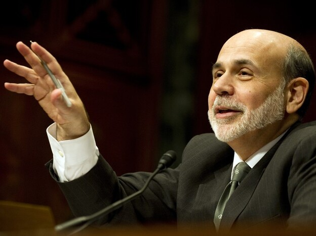 Federal Reserve Chairman Ben Bernanke has issued cautions about the economy.
