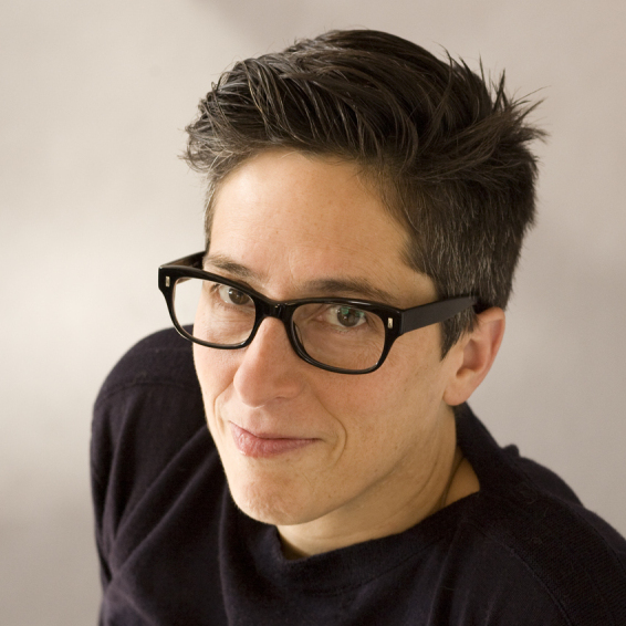 Alison Bechdel is the author of the graphic memoir Fun Home and the comic strip Dykes to Watch Out For.