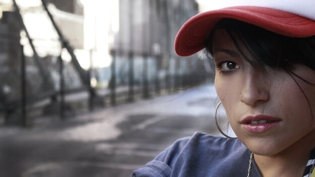 """Like everything Chilean rapper Ana Tijoux does, the video for """"Sacar La Voz"""" is simple but poignant, poetic but unpretentious, graceful yet furious."""
