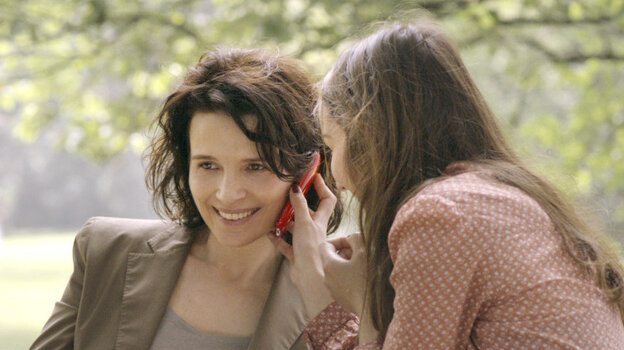 Anne (Juliette Binoche), a Parisian journalist writing for the women's magazine Elle, interviews two university students moonlighting as prostitutes. She develops a sisterlike rapport with Charlotte (Anais Demoustier), a young woman from the Paris suburbs.