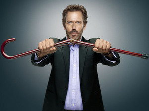 Hugh Laurie has received two Golden Globe awards and two Screen Actors Guild awards for his portrayal of Dr. Gregory House.