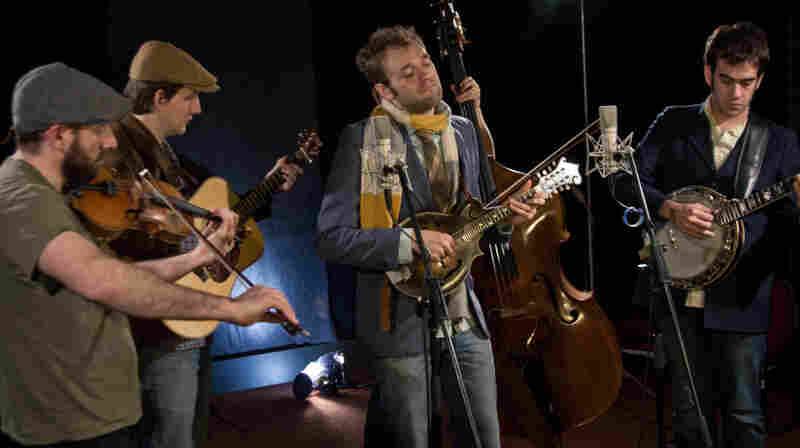 Punch Brothers: Sophisticated Strings