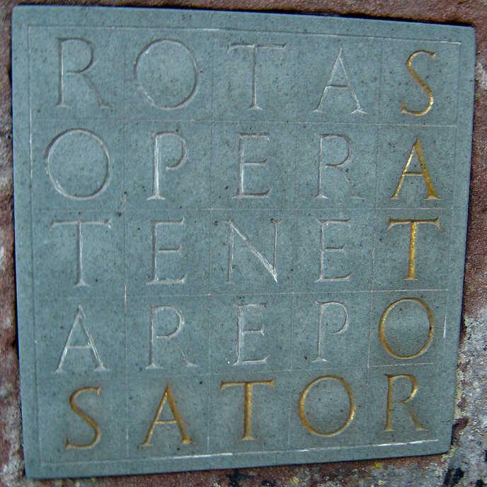 A Sator Square