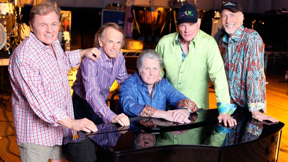 Hear The Beach Boys Best New Song In 40 Years All Songs Considered NPR