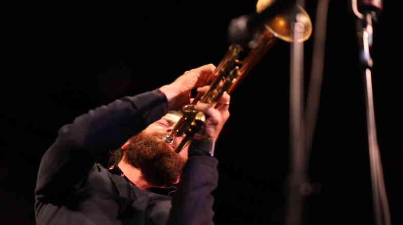 Avishai Cohen of Third World Love.