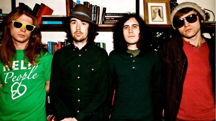 Philadelphia indie rock act Cheers Elephant.