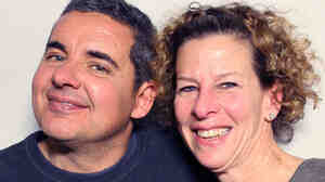 Marco Ferreira and Wendy Tucker talked about life after his accident and injuries, during a visit to StoryCorps in San Francisco.