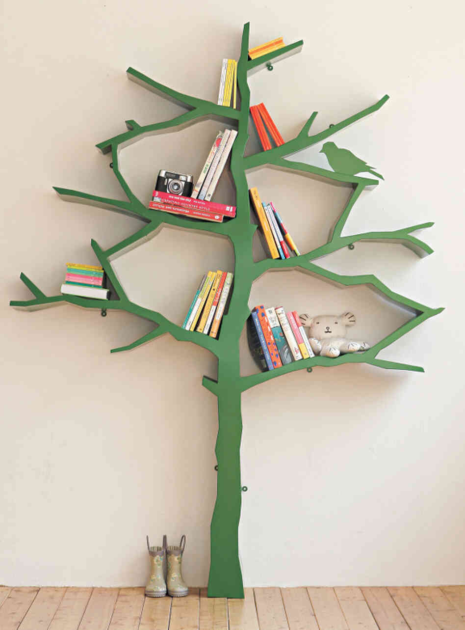Tree Book Shelves 948 x 1283