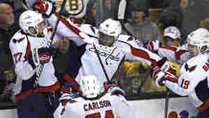Washington Capitals Hockey Player Scores Winning Goal, Draws Racist Tweets
