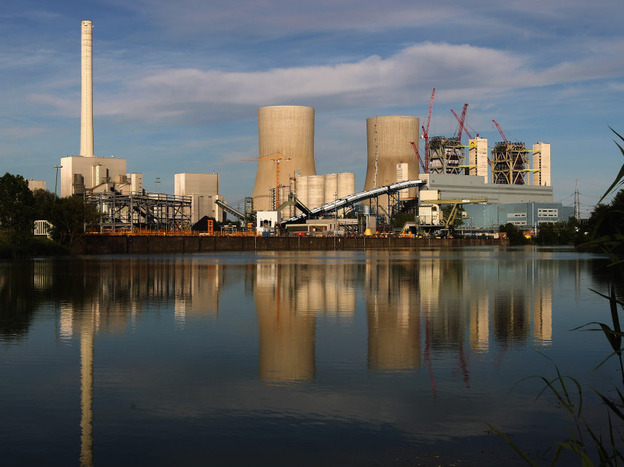 Germany plans to take all of its nuclear power plants offline by 2022, which means coal-fired power plants like the Kraftwerk Westfalen, in Hamm, Germany, will be a key component of the country's energy infrastructure.