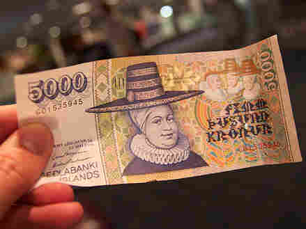 Enough already with the krona?