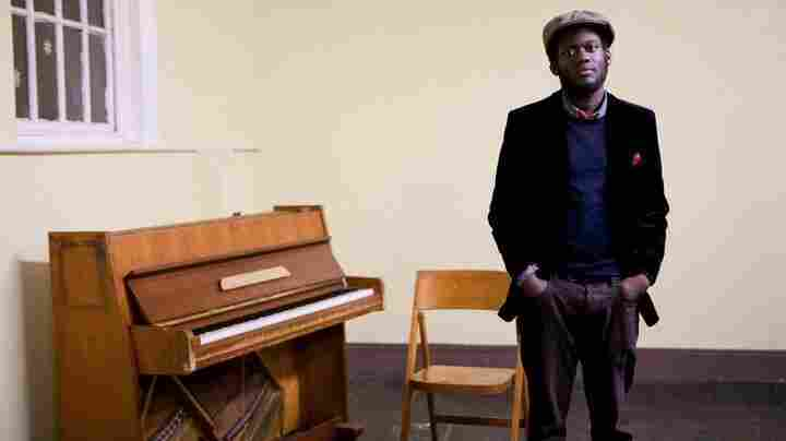Michael Kiwanuka's first full-length album is titled Home Again.