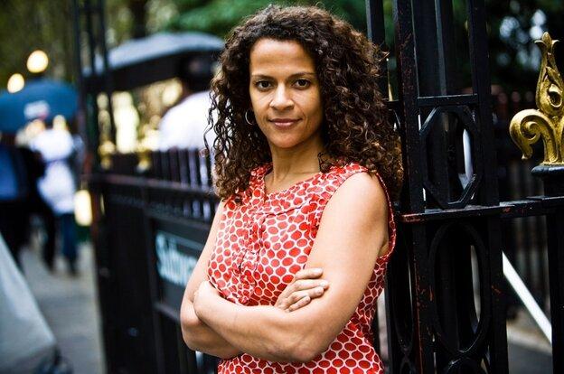 Alison Stewart in New York, 2007