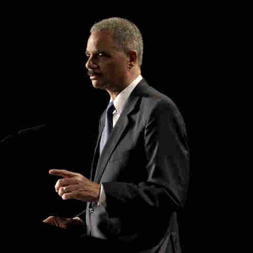 Holder: 'More Work To Do' Before Term Is Over