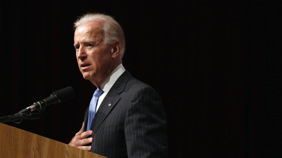 """Vice President Biden defends the administration's foreign policy --€"""" and questions Mitt Romney's ideas — on Thursday at New York University."""