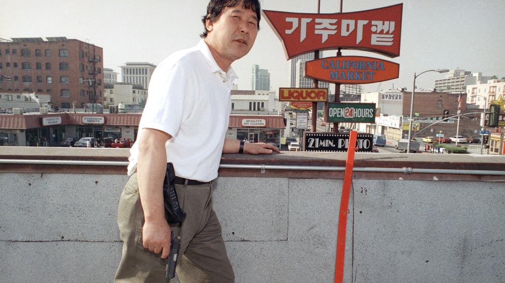 La Riots Roof Korean Roof Koreans Know Your Meme The La