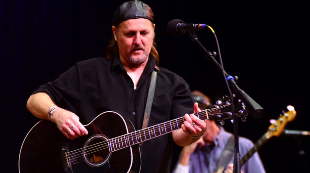 Jimmy LaFave. (Mountain Stage)