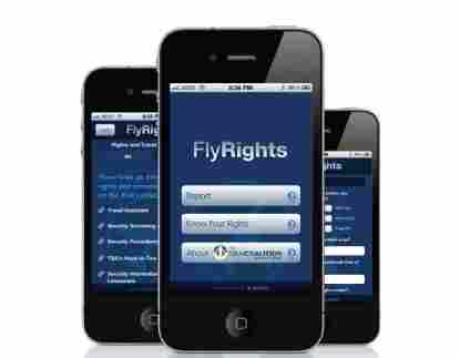 The FlyRights mobile app, created by The Sikh Coalition, will be available for download on Androids and iPhones starting Monday, April 30.