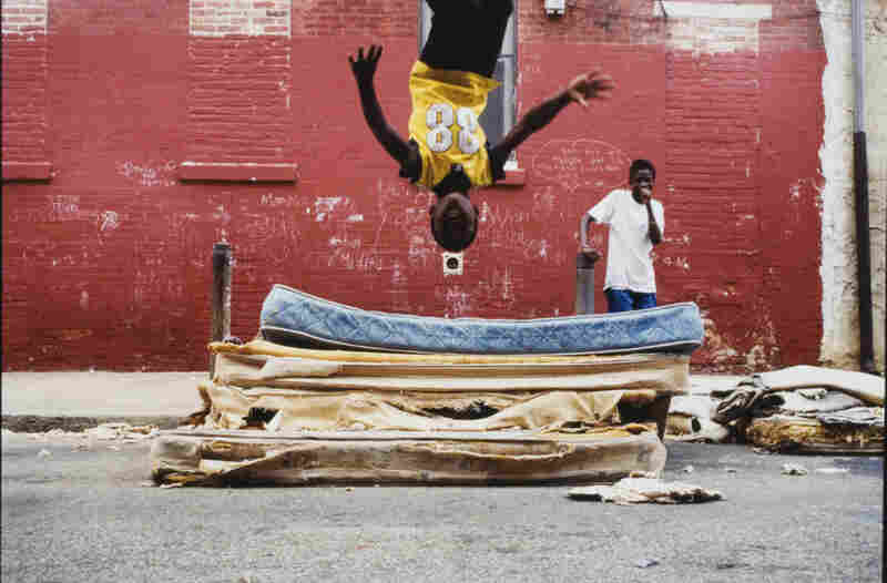 South Philly (Mattress Flip Front), 2001