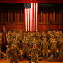 The National Guard's 182nd Infantry Regiment returned home in March from a year in Afghanistan. One in three said they were unemployed or looking for work.