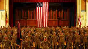 National Guard Members' Next Battle: The Job Hunt