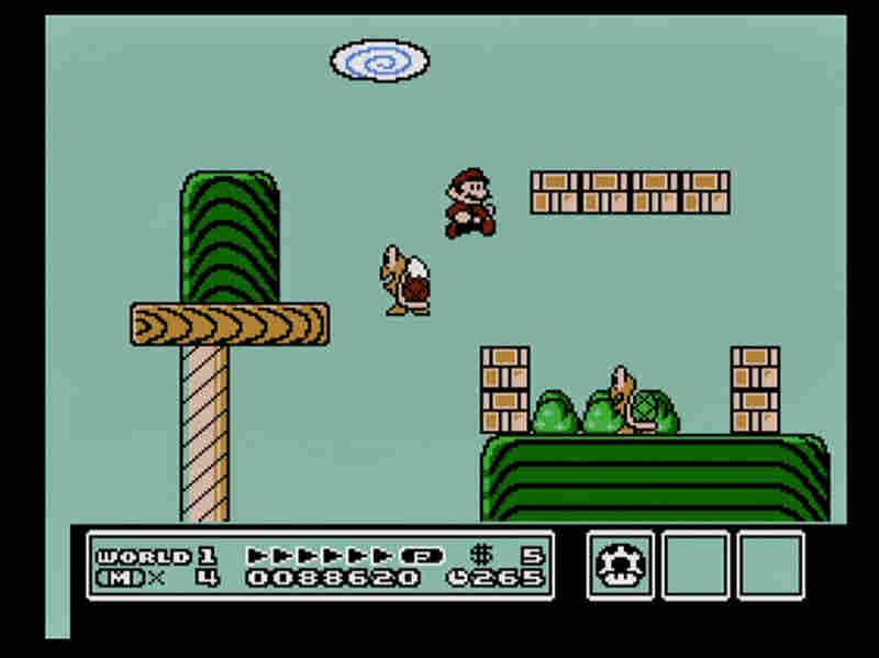 Super Mario Brothers 3, 1990.